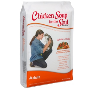 Chicken Soup for the Pet Lover's Soul Adult Cat Dry Food