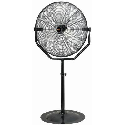 HDX 30-inch Pedestal Fan, 3-Speeds
