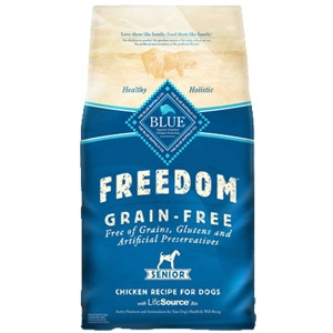 BLUE Freedom® Grain-Free Senior Chicken Recipe