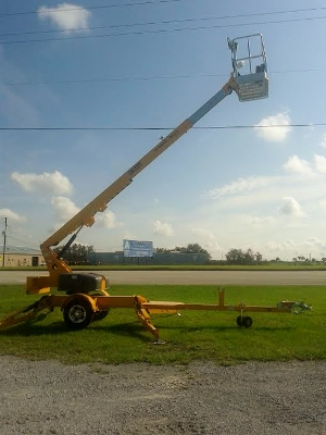 3632T Telescopic Boom Lift