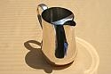 Silver 64 oz Water Pitcher