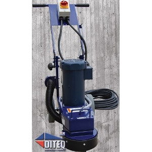 Floor Grinder & Polisher - 8 in.
