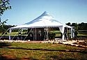 40X40 Pole Tent/Canopy