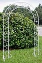 White/Hammered Bronze, Standard Metal Arch