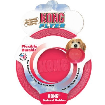 Kong Large Classic Flyer Dog Toy
