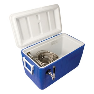Single Tap Beer Coil Cooler