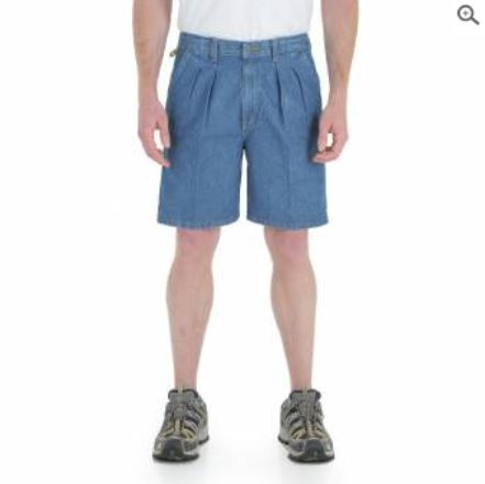 Wrangler Rugged Wear® Denim Angler Short 36312