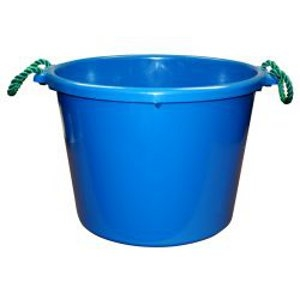 10 Gallon Muck Bucket - Blue
