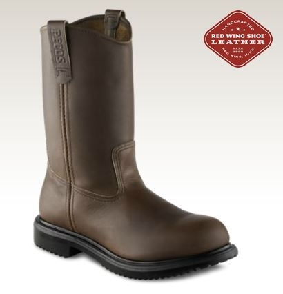 Red Wing 2231 Men's 11-inch Pull-On Boot