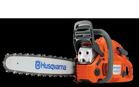 CHAINSAW HUSQVARNA 455 RANCHER 20