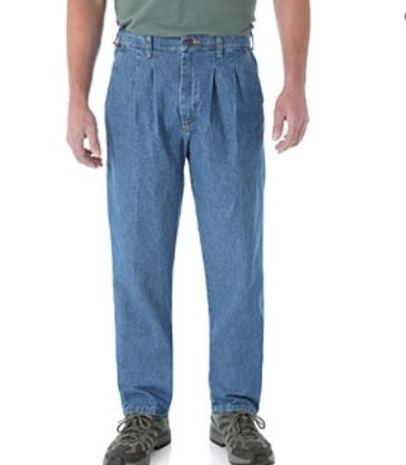 Rugged Wear® Denim Angler Pant Big & Tall