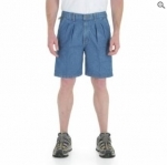 Wrangler Rugged Wear® Denim Angler Short (Big and Tall)