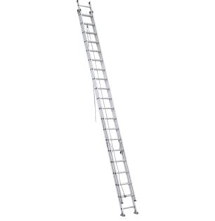Werner, D1540-2 40 ft Type IA Aluminum D-Rung Extension Ladder
