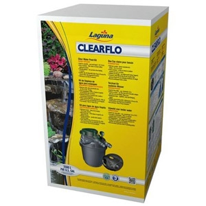 Laguna® ClearFlo 700 – Complete Pump, UV and Filter Kit