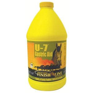 U-7™ Gastric Aid Liquid Equine Supplement
