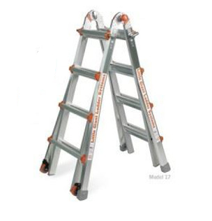 Little Giant, 17ft Type 1A Classic Ladder
