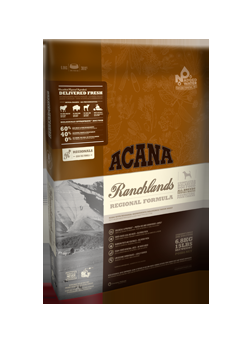 Acana Ranchlands Dog Food 28.6#