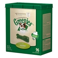 Greenies® Tub Treat Pack 27oz Teenie 96 Count