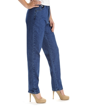 Lee Side Elastic Jean