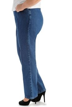 Lee Side Elastic Jean - Plus