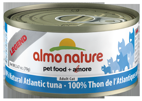 100% Natural Atlantic Tuna