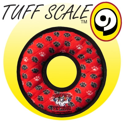 Ultimate Rumble Ring - Tuff Scale 9