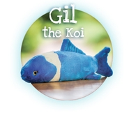 Fluff & Tuff Gil the Koi