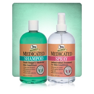 Medicated Shampoo & Spray