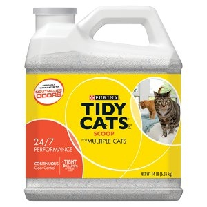 Tidy Cats Performance 24/7