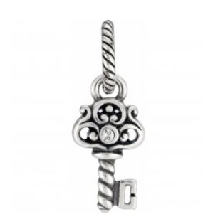 ABC Magic Key Charm