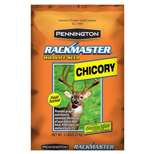 Rackmaster® Chicory Food Plot Seed Mix