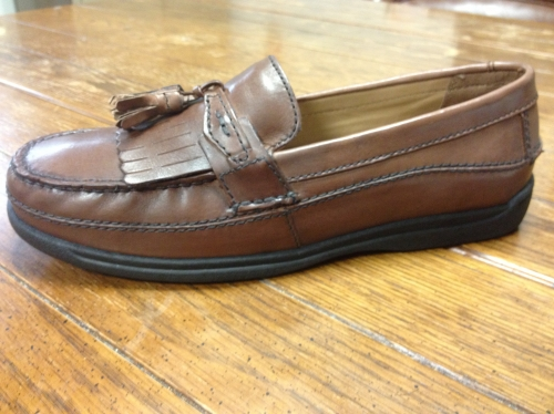 Sinclair Shoe - Antique Brown