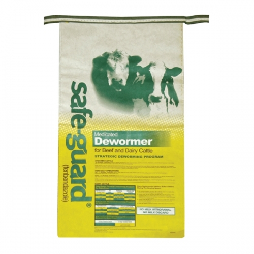 SafeGuard® .5% Medicated Dewormer