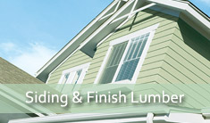 siding and finish