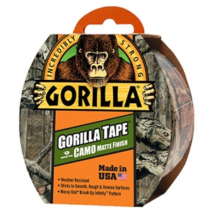 Gorilla® Mossy Oak® Camo Tape with Matte Finish