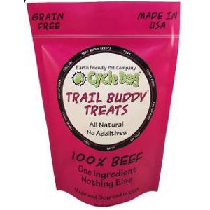 Cycle Dog, 100% Beef Trail Buddy Treats