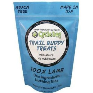 Cycle Dog, 100% Lamb Trail Buddy Dog Treats