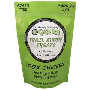 Cycle Dog, 100% Chicken Trail Buddy Dog Treats