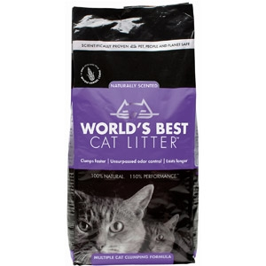 World's Best Cat Litter™ Multiple Cat Clumping Formula (Scented)