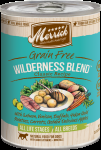 Merrick Wilderness Blend Can Dog 12/13.2 oz.