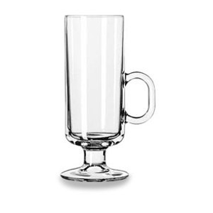 Libbey Glassware, 8.5Oz Irish Glass Coffee Mug Glass