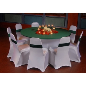 Spandex Table & Chair Linen