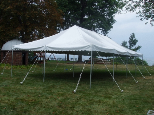 20 x 40 DIY Canopy Tent & 20 x 40 DIY Canopy Tent | United Party Rental of Lawrence MA ...