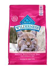 Blue Buffalo Wilderness Salmon Cat 5#