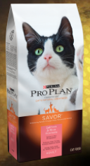 Pro Plan Total Care salmon and rice dry cat 5/7#