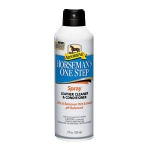 Horseman's One Step® Spray Leather Cleaner & Conditioner