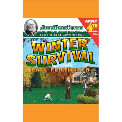 Jonathan Green Winter Survival Fall Fertilizer