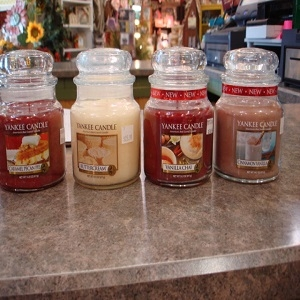 Fall Accents - Yankee Candles