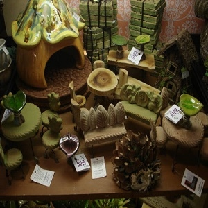 Fairy Garden Items Galore