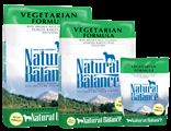 Natural Balance Vegetarian Formula Dry Dog Food 26 lb.